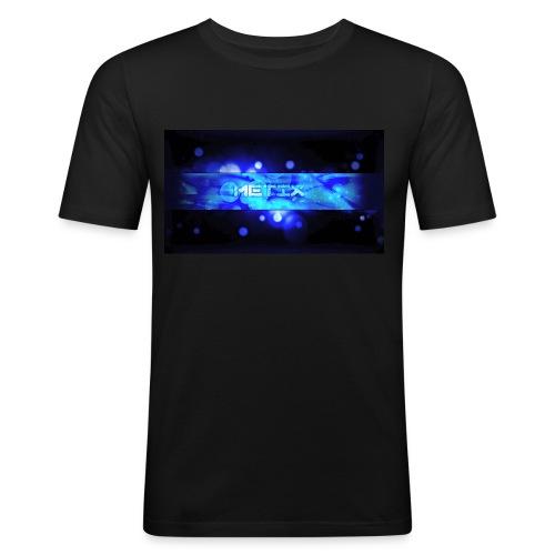 MeTix - Männer Slim Fit T-Shirt