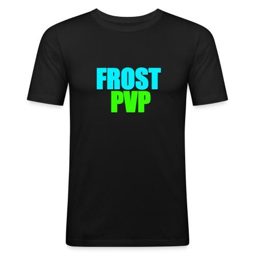 FrostPvP - Slim Fit T-skjorte for menn