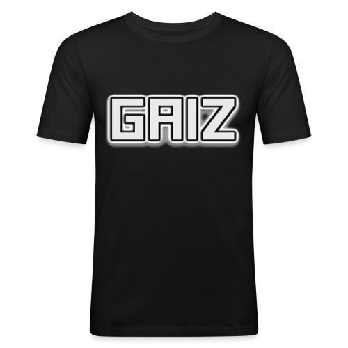 GAIZ-SENZA COLORE MAGLIE - Maglietta aderente da uomo