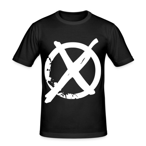 Tony Cole - Classic Straight Edge - Men's Slim Fit T-Shirt