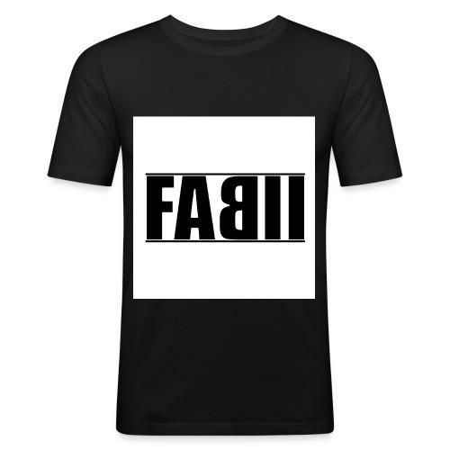〓ғaвιι〓┋▌т-ѕнιrт ▌┋ғarвe änderвar┋ - Männer Slim Fit T-Shirt