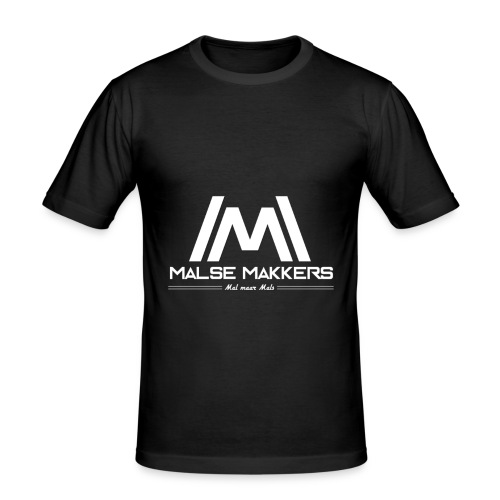 Malse Makkers - slim fit T-shirt