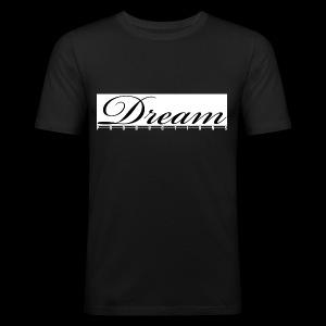 Dream Productions NR1 - Männer Slim Fit T-Shirt