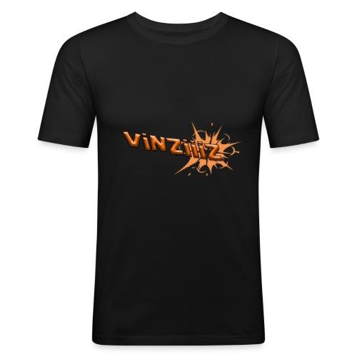 Vinziiiz - Slim Fit T-shirt herr