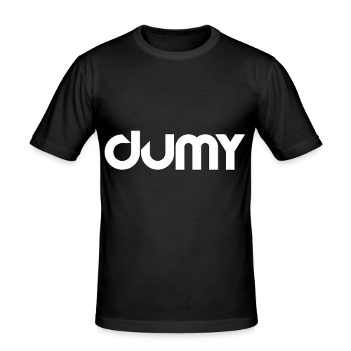 DUMY Classic - T-shirt près du corps Homme