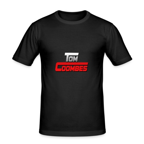 Tom Coombes - Men's Slim Fit T-Shirt