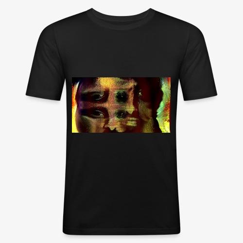 Mona Isis - Männer Slim Fit T-Shirt