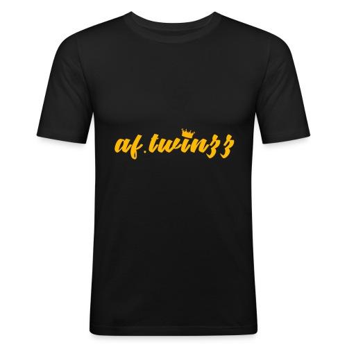 af.twinzz Clothing - Men's Slim Fit T-Shirt