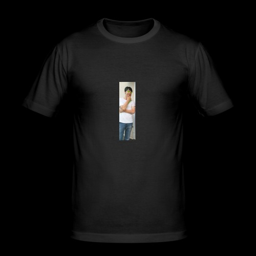 JACOB MCKAY LIMITED STOCK LONG SLEEVE. - Men's Slim Fit T-Shirt