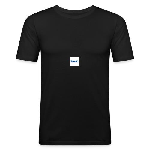 sticker-220x200-pad-220x200-ffffff-u3 - Männer Slim Fit T-Shirt