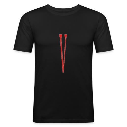 Vlone - Männer Slim Fit T-Shirt