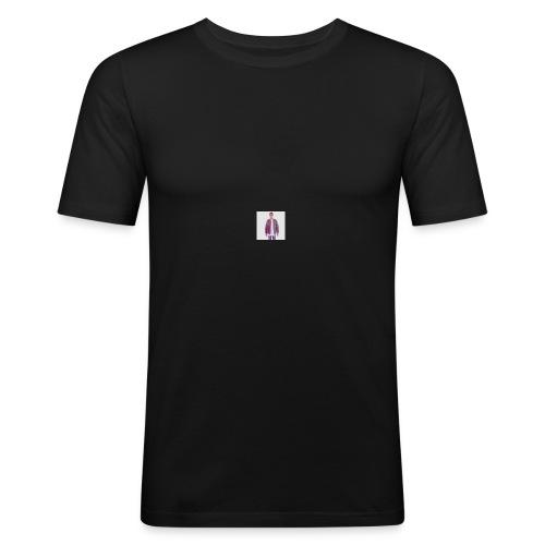 armin ruzbeh - Männer Slim Fit T-Shirt