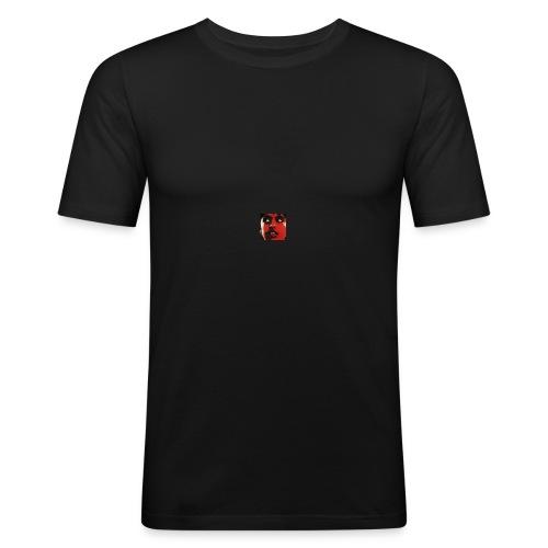 cheese - Herre Slim Fit T-Shirt