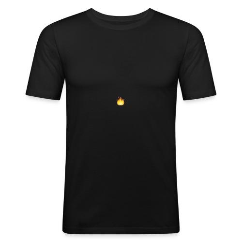 LIT - Slim Fit T-shirt herr