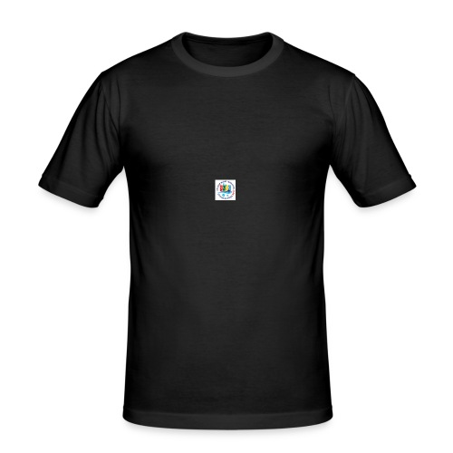 UK cold water swimming championships - Men's Slim Fit T-Shirt