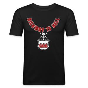 Highway 2 hell amsterdam - slim fit T-shirt