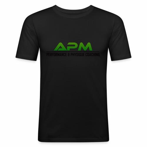 APM - Männer Slim Fit T-Shirt