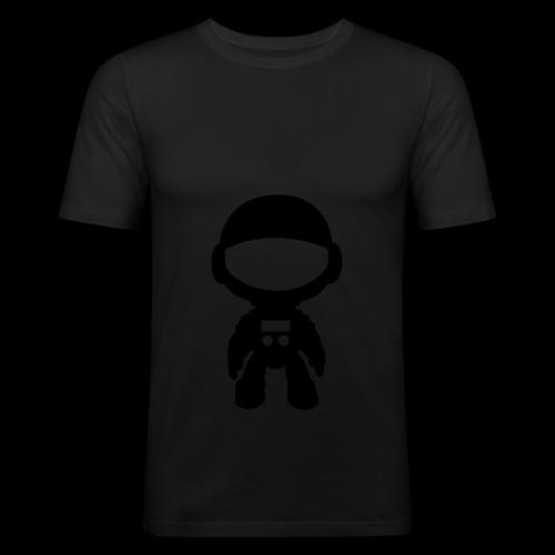 Haustronaut - only 01 - Men's Slim Fit T-Shirt