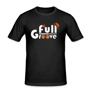 Full-GrOOve #1 - Tee shirt près du corps Homme