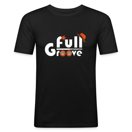 Full-GrOOve #1 - T-shirt près du corps Homme