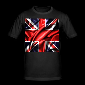 Union Jack design - Men's Slim Fit T-Shirt