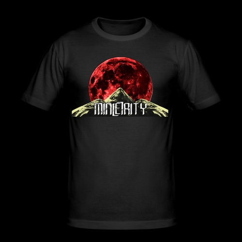 Blood Moon - T-shirt près du corps Homme