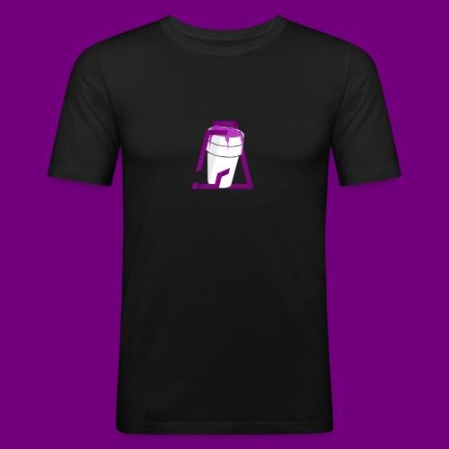 Aleo´s Concept x Lean - Men's Slim Fit T-Shirt