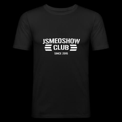 JSS Club - T-shirt près du corps Homme