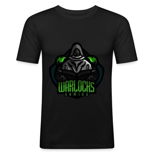 Warlocks Gaming - Slim Fit T-skjorte for menn