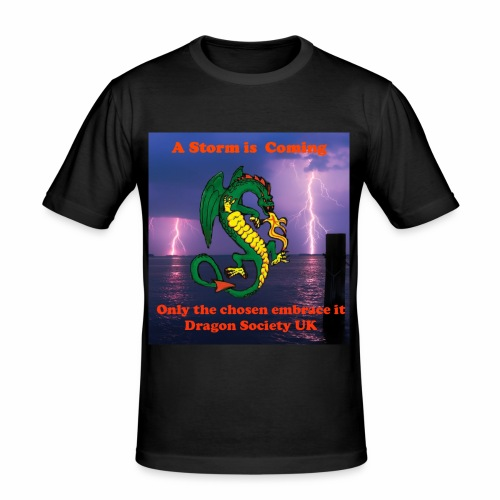 A Storm is coming - Men's Slim Fit T-Shirt