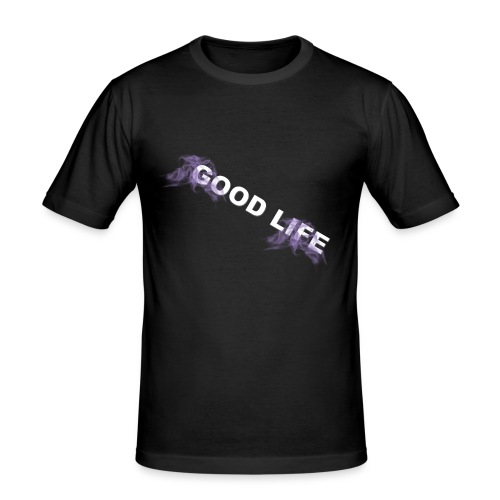 GOOD LIFE - Men's Slim Fit T-Shirt