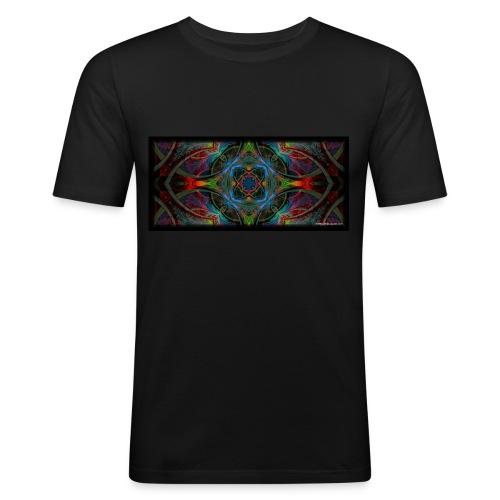Magic - Männer Slim Fit T-Shirt