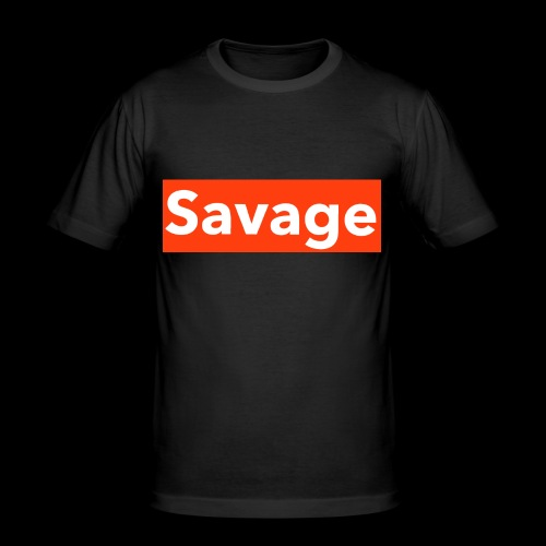 savage - Men's Slim Fit T-Shirt