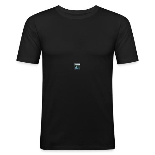 avatar - Obcisła koszulka męska