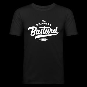 Bastard - Tee shirt près du corps Homme