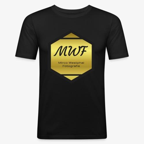 Golden Series - Männer Slim Fit T-Shirt