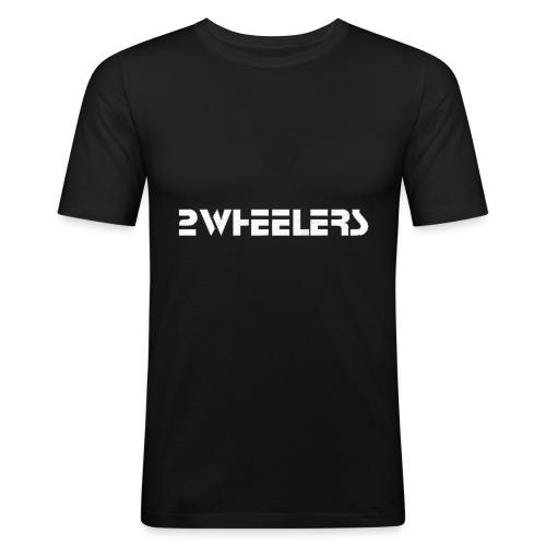 2WHEELERS Originals - Männer Slim Fit T-Shirt