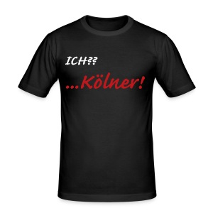 Kölner - Männer Slim Fit T-Shirt