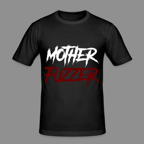 Motherfuzzer - Männer Slim Fit T-Shirt
