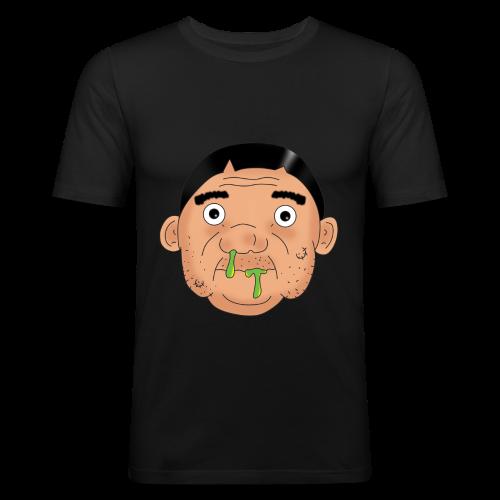 Fat boy - Camiseta ajustada hombre