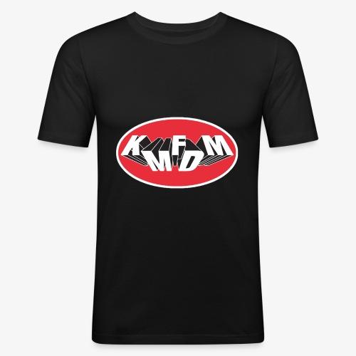 Eric Harris KMFDM - Men's Slim Fit T-Shirt