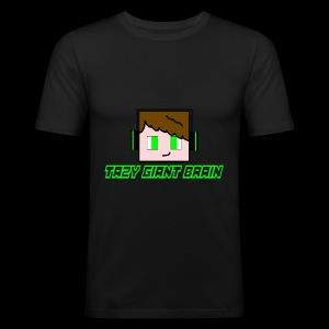 TGB merch - Maglietta aderente da uomo
