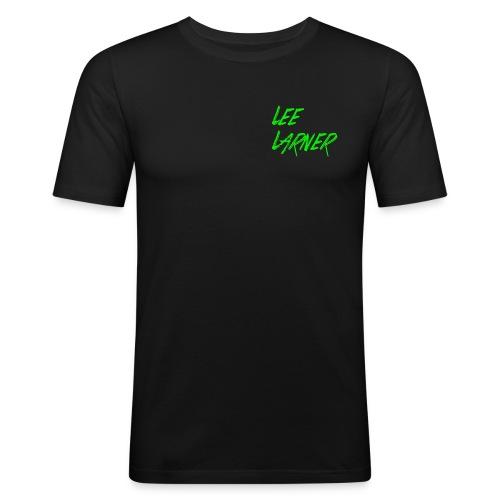 Lee Larner Merchandise - Men's Slim Fit T-Shirt