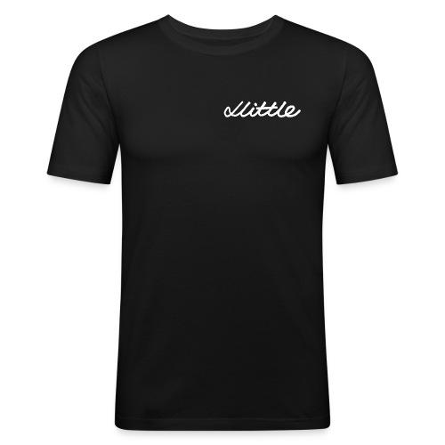 WHITE SIG OFFICAL - Men's Slim Fit T-Shirt