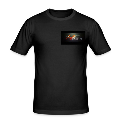 HG Logo - Männer Slim Fit T-Shirt