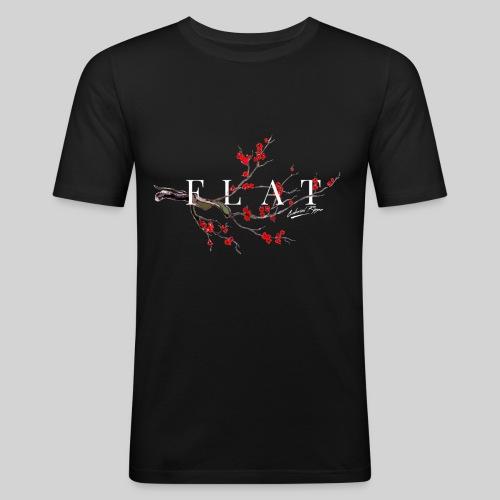 FLAT - Gabriel RIPPE - T-shirt près du corps Homme