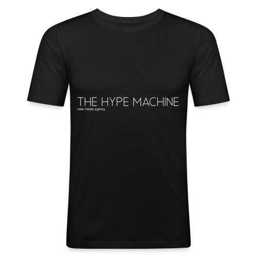 THYM Weiß - Männer Slim Fit T-Shirt