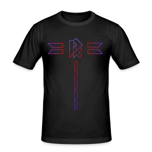 Djekkins First Design - Tee shirt près du corps Homme