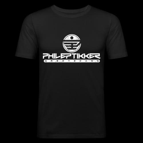 Phileptikker (black) - Männer Slim Fit T-Shirt