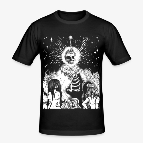 The King - Men's Slim Fit T-Shirt